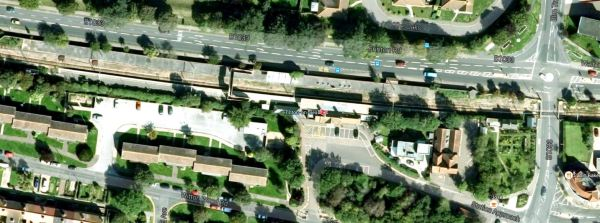 Frinton Station