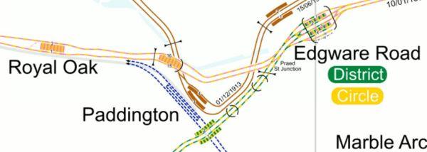 Crossrail Through Paddington