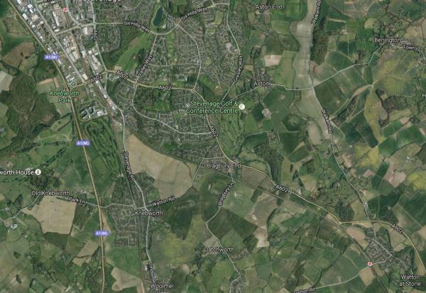 South Stevenage