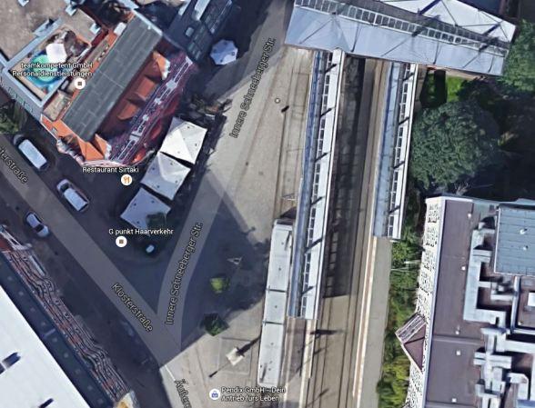 Zwickau Zentrum Station