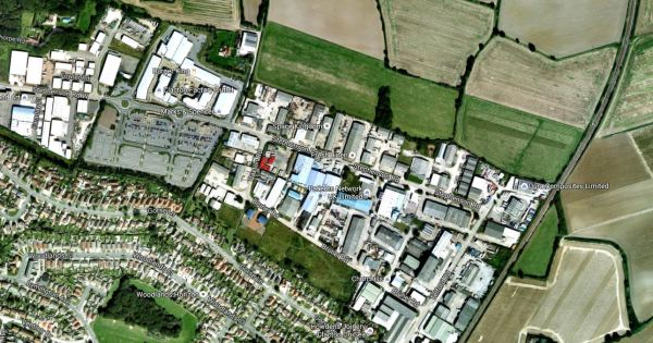 Clacton Factory Outlet And A Proposed North Station