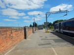 Arrival At Colchester TownStation