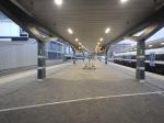 London Bridge Station Wakes Up