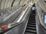 Up The Escalator