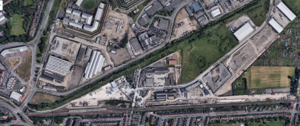 Plumstead Station And Crossrail