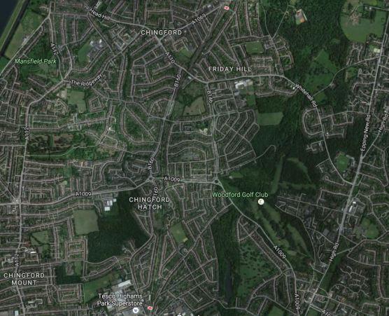 Chingford Hatch
