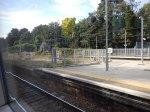 Leaving Platform 1 At Canonbury Station