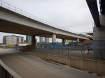 Under Crossrail And The DLR