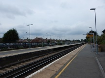Rainham (Kent) Station