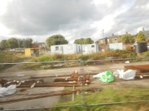 The Site Of Bradford Low Moor Station