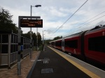 Arrival At Kirkstall Forge Station