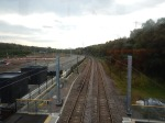 Looking East At Kirkstall Forge Station