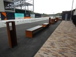 Steel Seats And Barriers