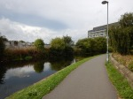 Along The Leeds And Liverpool Canal