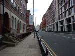 Walking Back Into Leeds