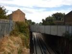 Slab Track Under  Suffolk Park Road
