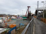 Piling Starts At Hackney Wick Station