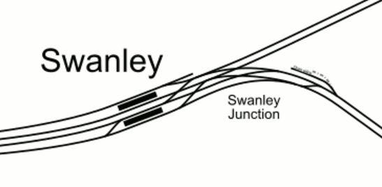 Swanley Station