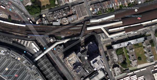 The Link Between Waterloo And Waterloo East Stations