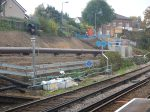 Fulwell Station - Note The Cable Ducts