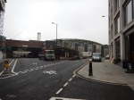 The New Museum Site - Grade II Listed Poultry Market To The Right