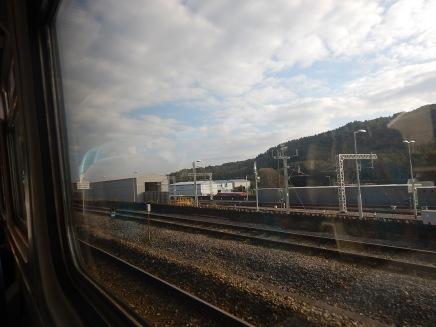Swansea Electric Train Depot