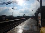 Long Platforms At White Hart Lane Station