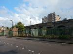 White Hart Lane Station From Penshurst Road