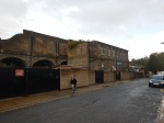 White Hart Lane Station From Love Lane