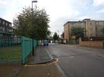 Towards Tottenham High Road