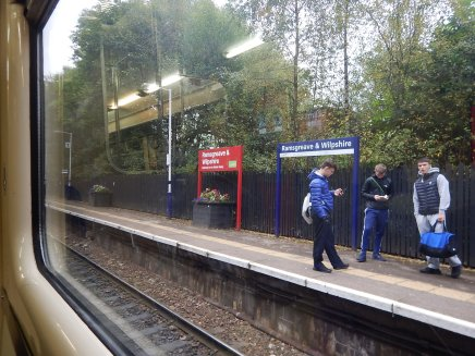 Ramsgreave And Wilpshire Station