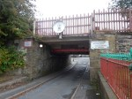 Under The Railway At Clitheroe
