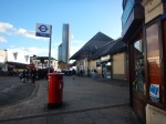 The Main Entrance Of Ilford Station