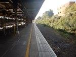 The Disued Platform 5 At Ilford Station