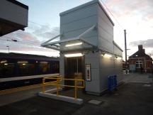 Lift Town On Platform 3/4
