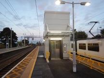 Lift Town On Platform 1/2