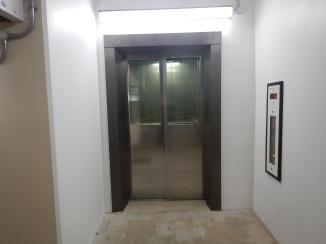 Lift Doors In The Subway