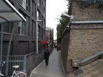 This Narrow Entrance To Hackney Central Station Needs Improvement