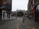 Smithfield Meat Market From Cowcross Street