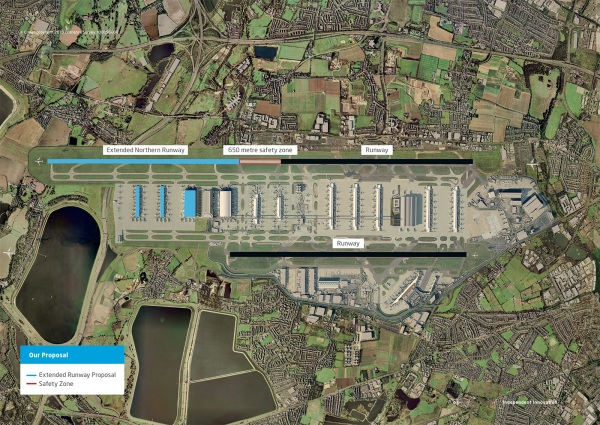 Heathrow Hub Runway Proposal