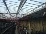 The Victorian Roof At Farringdon Station