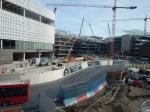 Development Behind Wood Lane Station