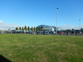 Southend Airport Station