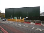 The Kennington Green Work Site