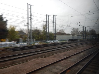 Towards Stockley Junction