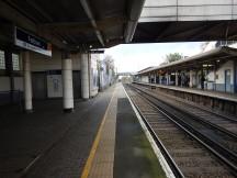 Feltham Station