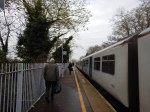 Arrival At Catford Station
