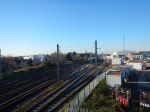 West Ealing Sidings