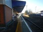 The Empty Henley Branch Platform