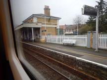 Chiswick Station